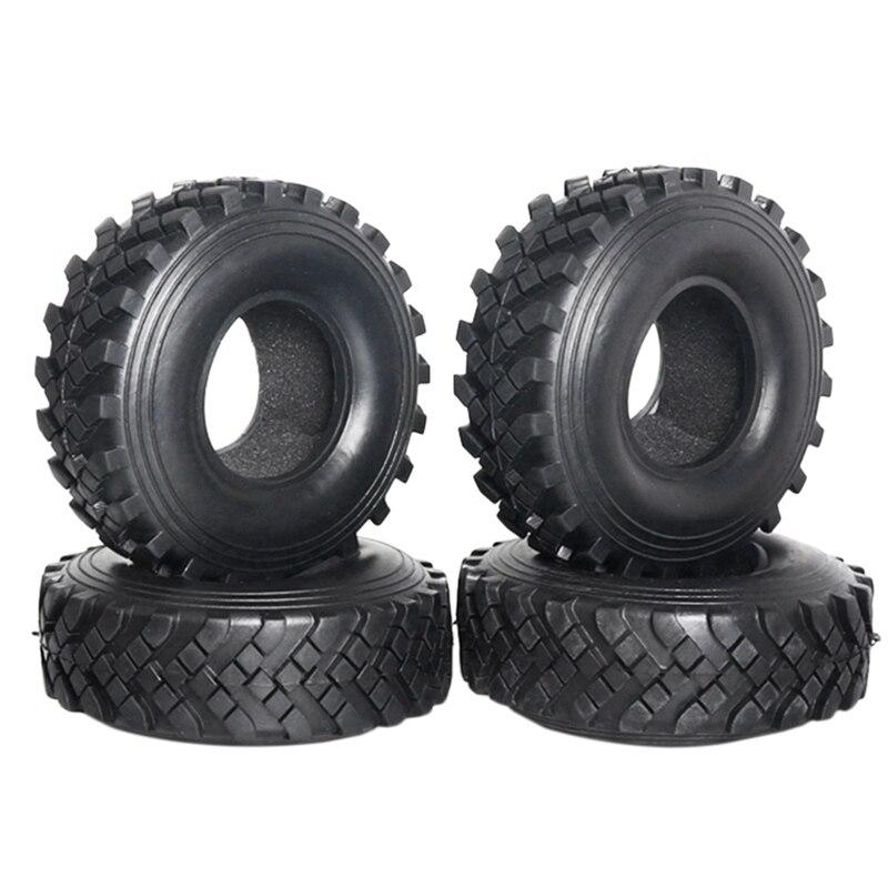 1/10 Simulated Climbing Vehicle 1.9-Inch 114-Mm Tire Belt Sponge Inner Gallbladder No.1 Tread Width 46Mm(One Set Of Four)