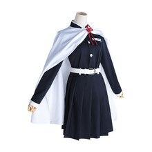 2019 Pre-sale Demon Slayer Kimetsu no Tsuyuri Kanawo Uniform full sets A
