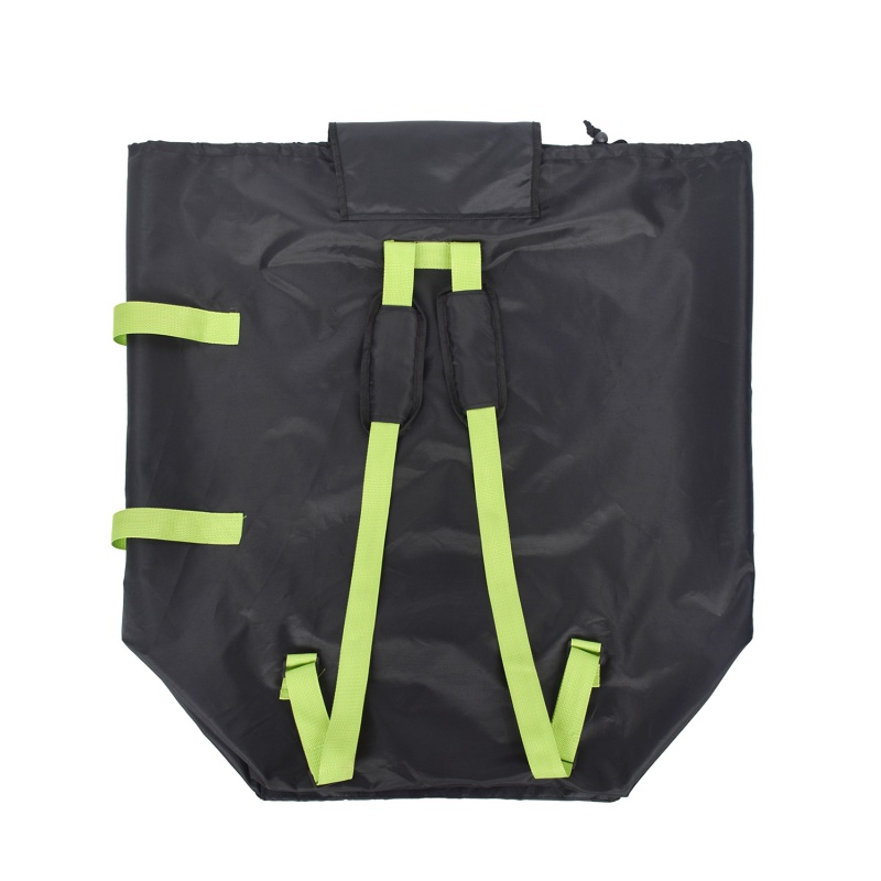 Car Seat Travel Bag Backpack Waterproof Gate Check Bag Adjustable Dustproof Car Seat Bag Strollers Cart Storage Protection Cover