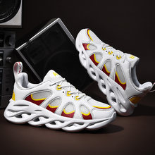 NIKEZI 2019 New Arrival Men Boy Springblade Jogging Walking Cozy Sneakers Running Sport Athleisure Shoes Outdoor Yeezys Shoes()