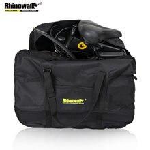 """Rhinowalk 16 """"20"""" складной велосипед сумка для переноски"""