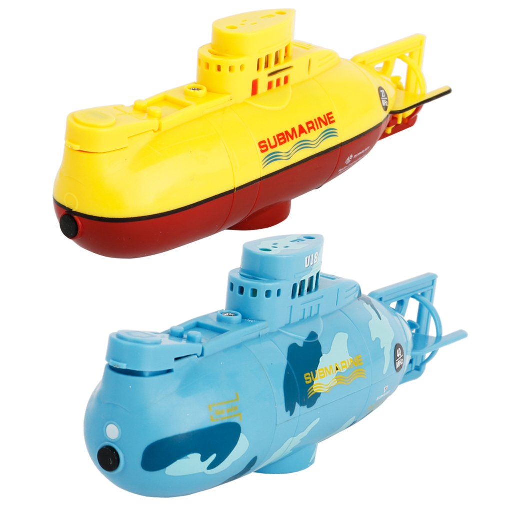 Mini Submarine RC Ready to Run Speedboat Model High Powered 3.7V Large Outdoor Toy with the Remote Controller