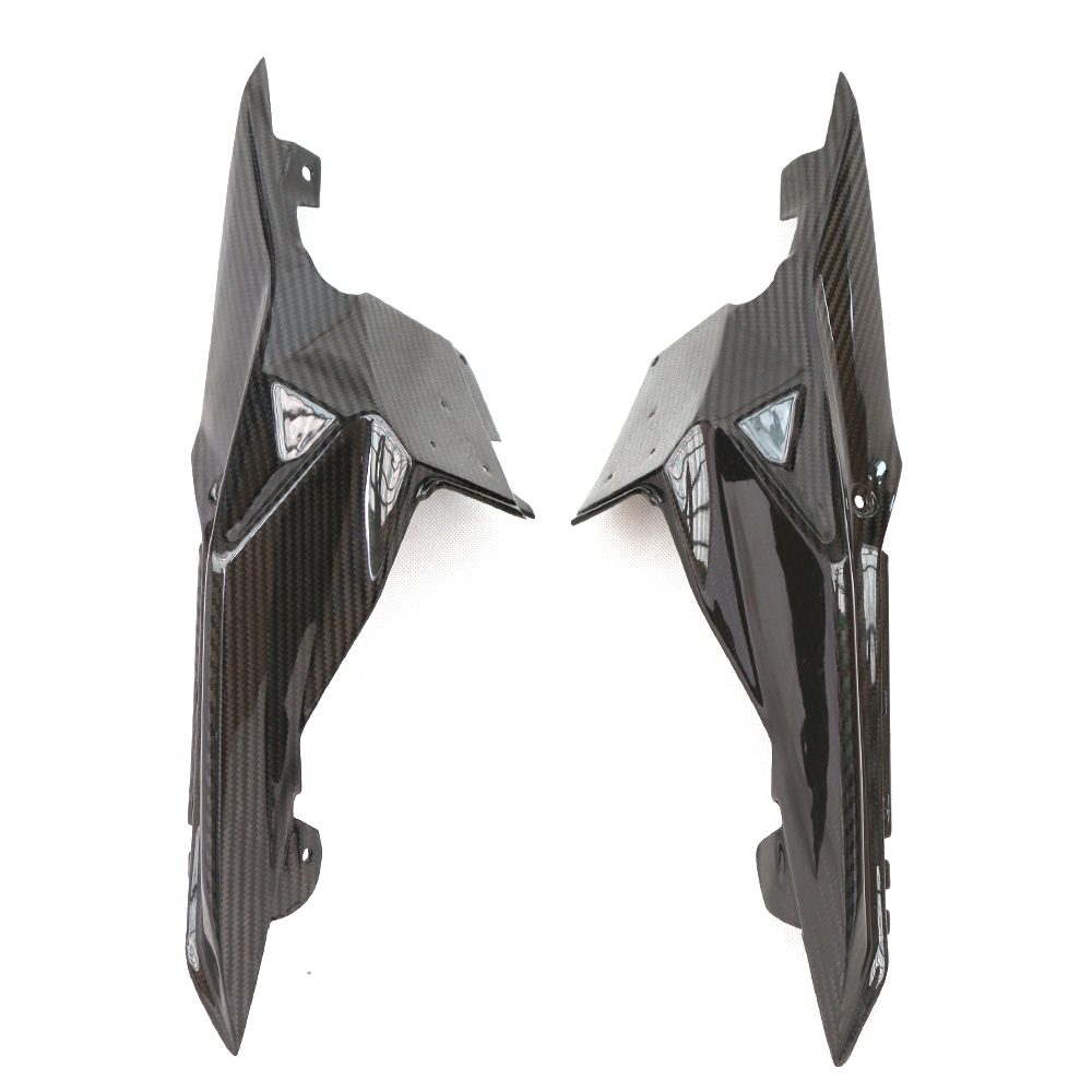 Motorcycle Carbon Fiber Rear Tail Seat Side Panels Fairing Protection For <font><b>BMW</b></font> S1000RR <font><b>S</b></font> <font><b>1000</b></font> <font><b>RR</b></font> 2015 2016 2017 2018 <font><b>Accessories</b></font> image