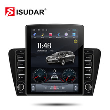 Auto-Radio Multimedia DSP Android Car Isudar 1-Din Skoda/octavia 64G 0 H53 DVR Camera
