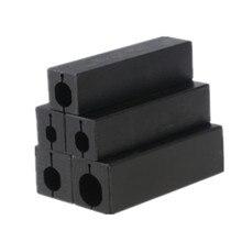 Torna bıçak setleri, Tungsten sismik delik tutucu, küçük çaplı tutucu, kesme aparatı 16*16mm,20*20mm. 4mm/5mm/6mm/7mm/8mm