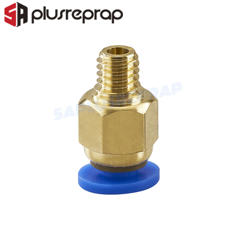 Pneumatic Connectors Bowden Extruder J-head Hotend for OD 4mm or 6mm PTFE Tube Quick Coupler j-head Fittings 3D Printer Parts