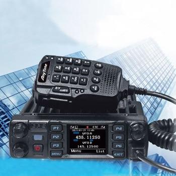 Anytone AT-D578UVPRO DMR and Analog Radio Station 50W VHF UHF GPS APRS Bluetooth Walkie Talkie Car Communicator - sale item Walkie Talkie