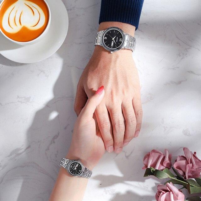 Купить часы наручные nakzen мужские кварцевые брендовые роскошные водонепроницаемые картинки цена