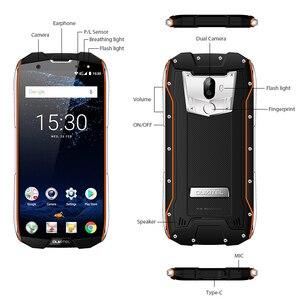 Image 2 - OUKITEL WP5000 5.7 Cal Smartphone IP68 wodoodporna Android 7.1 telefon komórkowy Helio P25 Octa Core 6GB 64GB ROM 5200mAh telefon komórkowy