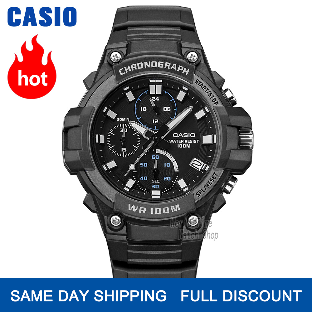 Casio Watch Diving Watch Men Set Top Brand Luxury Waterproof WristWatch Sport Quartz Men Watch Military Watchs Relogio Masculino