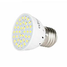 E27 3W/5W/7W LED Bulb Spotlight Light Energy Saving Home Lighting Indoor Light Cool White/Natural White/Warm White D40