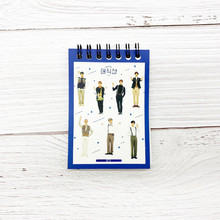 Kpop Bangtan7 Notebook (8 Models)