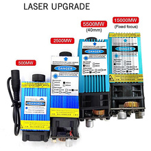 CNC Router Laser Engraver S1 15W 500mw 2500mw 5500mw 15000mw Head Wood Carving PCB Milling Mini Marking Machine