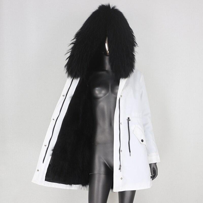 white black D
