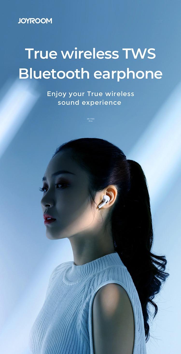 Joyroom JR-T03 Pro TWS Wireless Earbuds 1