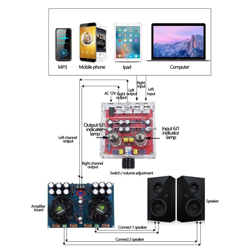 HIFI amplifier 1