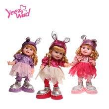 55 см Танцующая и поющая принцесса девочка, виниловая кукла прогулочные Игрушки многофункциональные электронные игрушки, друзья игрушки для детей