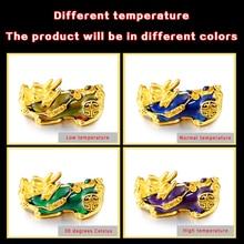 Вьетнам сангин pixiu теплый цвет-меняющийся позолоченный diy аксессуары, браслеты для ювелирных изделий изысканный дизайн для украшения