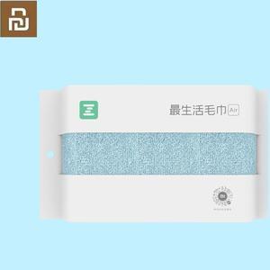 Image 1 - Youpin ZSH Khăn Siêu Thấm Hút Nhanh Khô Liệu Polyester Cotton Tóc Khô Salon Phòng Tắm Mặt Khăn Lau Tay
