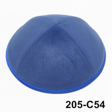 Prodotti personalizzati Kippot kippah yarmulke Ricamo Impronta Kipa Ebraica cap kullies Berretti Ebraica
