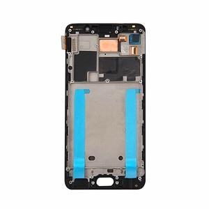 Image 5 - SNLAMP Voor 5.2 Meizu Pro 6 PLUS Lcd scherm + Touch Panel Digitizer Met Frame Voor Pro6 PLUS AMOLED Display