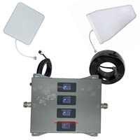 Zespół 20 4G LTE 800 900 1800 2100 mhz komórkowy wzmacniacz sygnału GSM telefon komórkowy wzmacniacz sygnału 2G 3G 4G komórkowy wzmacniacz GSM DCS WCDMA