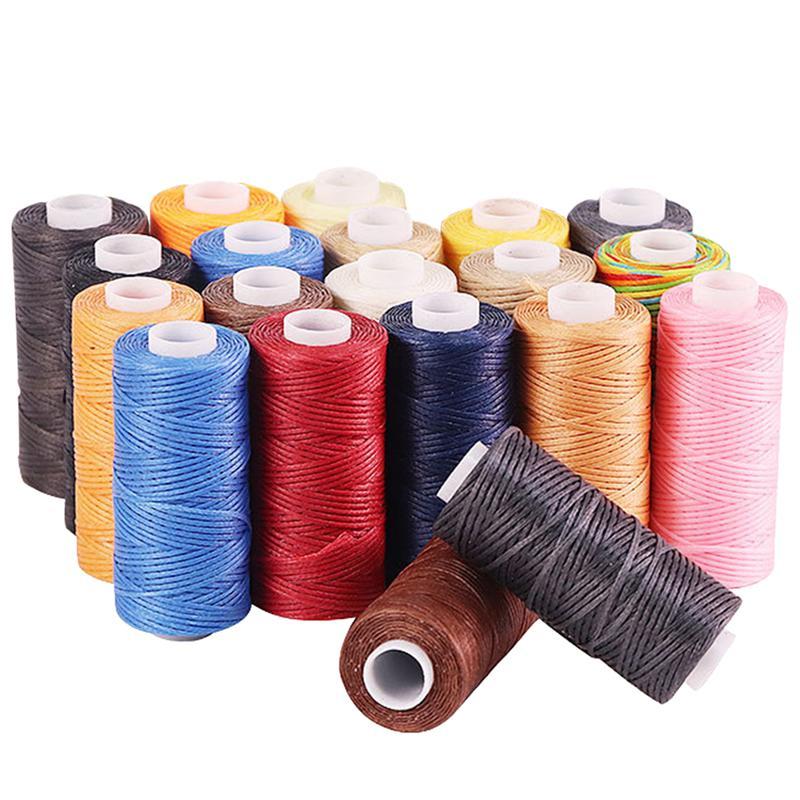 20 шт. в одном наборе, нить для вязания «сделай сам», шнур для вязания, цветная игла, нить, прочная строчка, нить для рукоделия, домашний магази...
