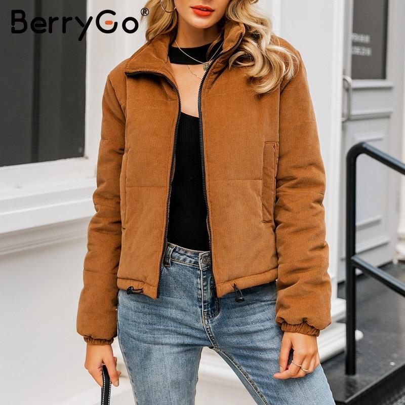 Casual Thick Parka Overcoat Winter Warm Fashion Outerwear Coats Street Wear Jacket coat female 5