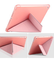 soft tpu Case for iPad Pro 9.7 iPad 9.7 case 2018 cover with pencil slot For iPad Air 2 case TPU Silicone soft bottom tablet case 2017 (2)