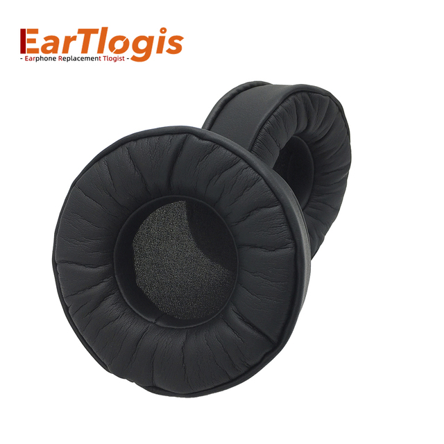 EarTlogis Replacement Ear Pads for Superlux HD668B HD681 HD681B HD662 Headset Parts Earmuff Cover Cushion Cups pillow