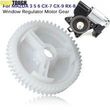 Front Rear Power Window Regulator Adjust Motor Gear For Mazda 3 5 6 CX-7 CX-9 RX8 G22C 5958X G22C5958X Car Replacement Repair