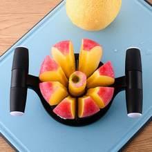 Cortador de legumes e frutas, ferramenta de cozinha em aço inoxidável, multifuncional, de alta qualidade, cortador de cebola, apple descascador