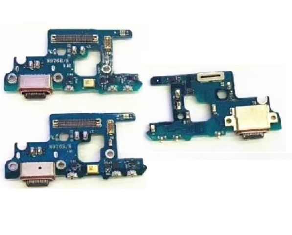 Samsung Galaxy not için orijinal 10 N970U N970F not 10 artı N976U USB şarj yuvası bağlantı noktası konektörü Flex kablo
