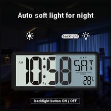купить TXL Square Digital Wall Clock Series, 13.8