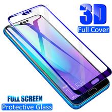 3D szkło hartowane na Huawei honor widok 20 10 V20 V10 ochraniacz ekranu dla honor 10 9 8 Lite v9 V8 pełna pokrywa szklana folia tanie tanio VGCJOK Przedni Film For huawei honor 8 9 10 20 Lite v8 v9 v10 v20 Honor V9 Honor 9 Honor 8 Lite Honor V8 Honor 9 lite Telefon komórkowy