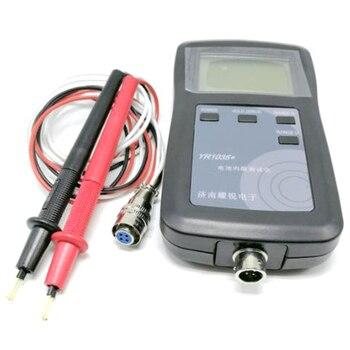 Medidor de resistencia interna de batería de litio de alta precisión rápido YR1035 100V grupo de vehículos eléctricos 18650 LIFEPO4 1