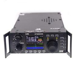 Xiegu G90 0,5-30 МГц HF Любительское радио 20 Вт SSB/CW/AM/FM SDR структура со встроенной автоматической антенной тюнер HF приемопередатчик