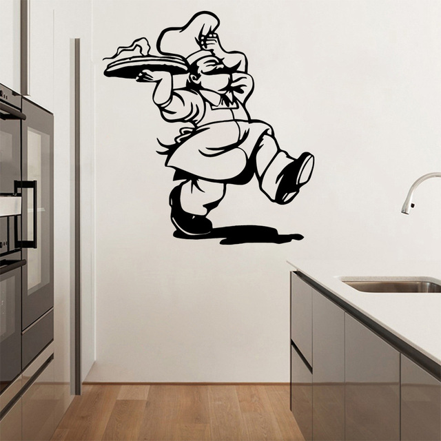 Kitchen Vinyl Wall Stickers 4