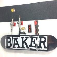 Padeiro um conjunto completo de skate canadense bordo de alta qualidade 8.0/8.125/8.25/8.375/8.5 Polegada deck pro skater