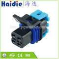Бесплатная доставка 5sets4pin авто электронный топливный насос Laojun Yue Электрический бензиновый насос в разъем проводов 12160482