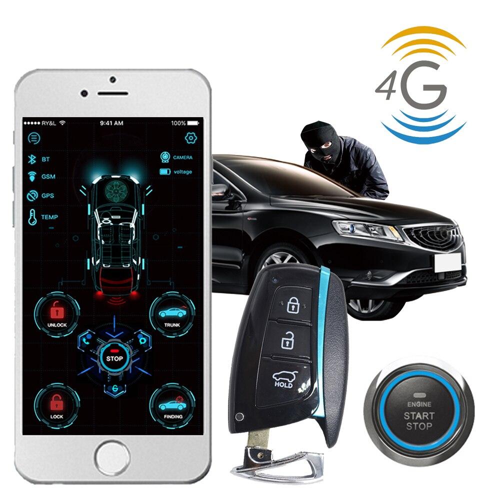 cardot 4g push engine start stop button remote start stop gsm&gps car alarm security system|start stop car|system security|system alarm - title=