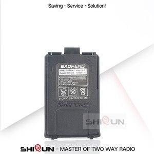 Image 4 - 4 pces ou 10 pces UV 5R bateria original baofeng walkie talkie acessórios para baofeng uv 5r 1800mah rádio 7.4v li ion bateria uv5r