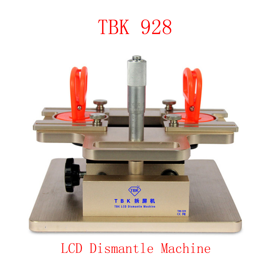 TBK 928 LCD Dismantle Machine A frame Separator For mobile phone Precisely Adjust By Micrometer|Soldering Stations|   - AliExpress