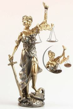Decorative Justice Scale Statue Art Ornament Home Decor Office Supplies Products Art Themis From Greek Free Shipping Turkey 1