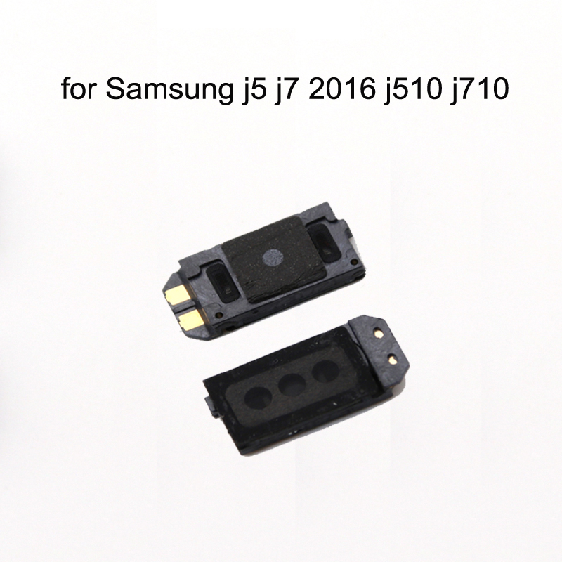 For Samsung Galaxy J5 2016 J510 J510F J7 2016 J710 J710F Original Phone Top Earpiece Ear Speaker Sound Receiver Flex Cable