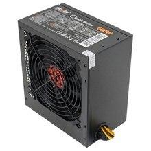 Блок питания 600W Ginzzu CB600 / ATX / 20+4 pin / 1x4+4 pin / 2x6+2 pin / 120mm fan / 4xSATA