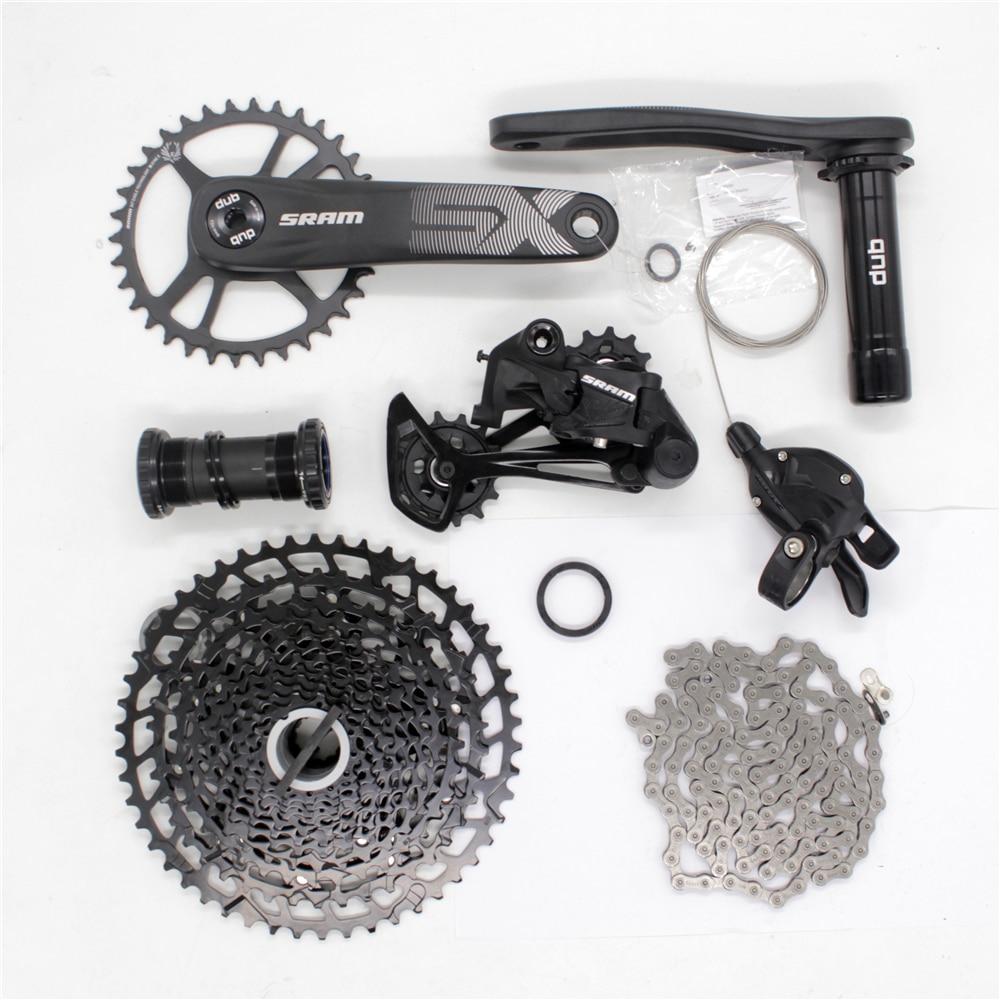 SRAM SX EAGLE 1x12 12 speed MTB Groupset Kit DUB триггерный переключатель передач задний переключатель коленчатая цепь с PG 1230 кассета Велосипедный переключатель      АлиЭкспресс
