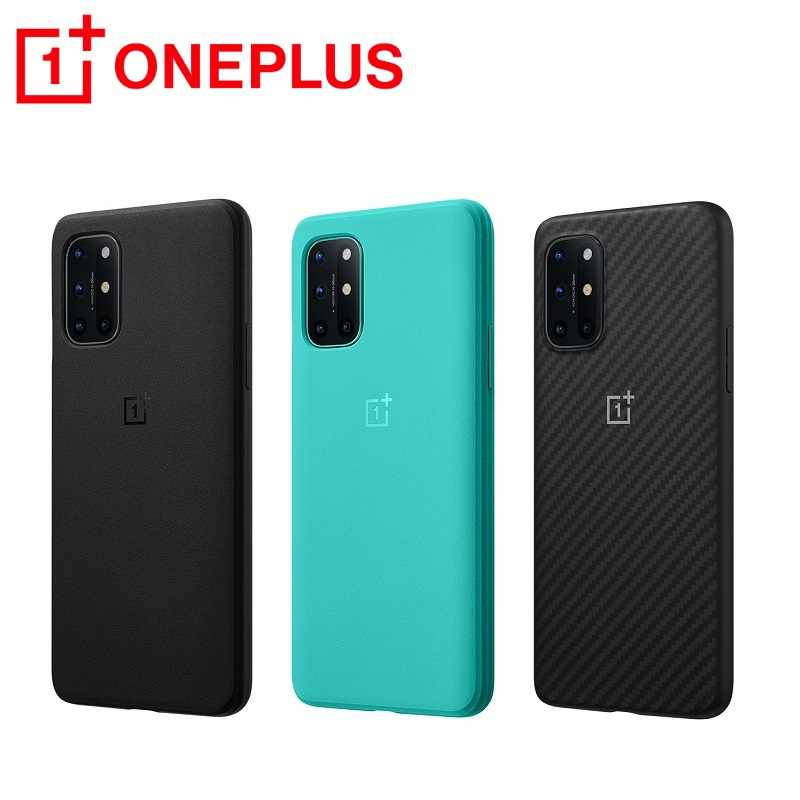Kb2001 Official Protection Covers For Oneplus 8t Case Real Original Sandstone Silicon Nylon Carbon Bumper Fitted Cases Aliexpress
