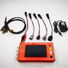 Analisador comum do injetor lcr das válvulas de eui/eup zme drv do teste dos injetores eletromagnéticos do combustível diesel do trilho am lcr02