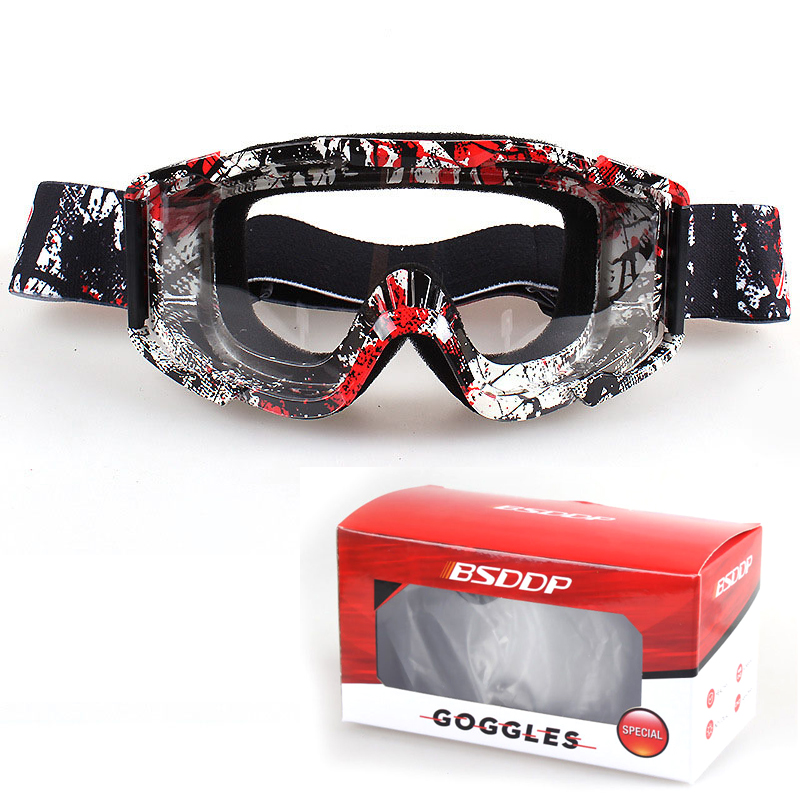 ATV Outdoor 100% Motocross Goggles Sport Racing Off Road Oculos Lunette Motorcycle Goggles Glasses For Motorcycle Dirt Bike